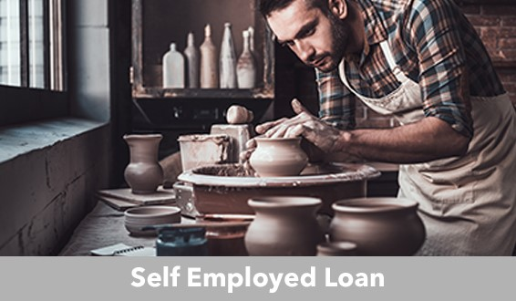 self employed loan